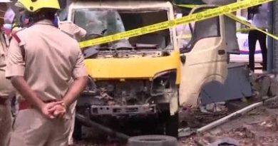 बेंगलुरु के एक गोदाम में विस्फोट, दो लोगों की मौत